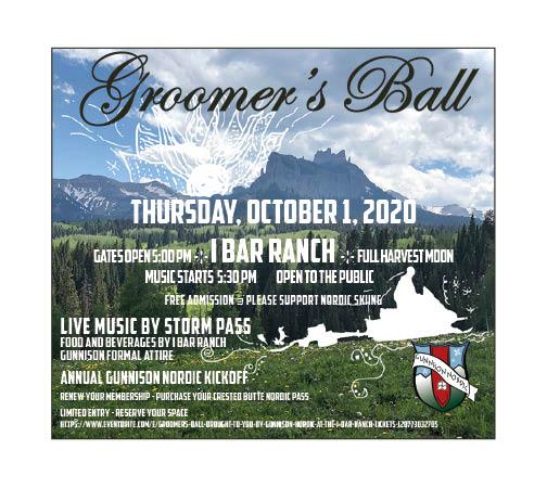 Annual Kickoff - Groomer's Ball